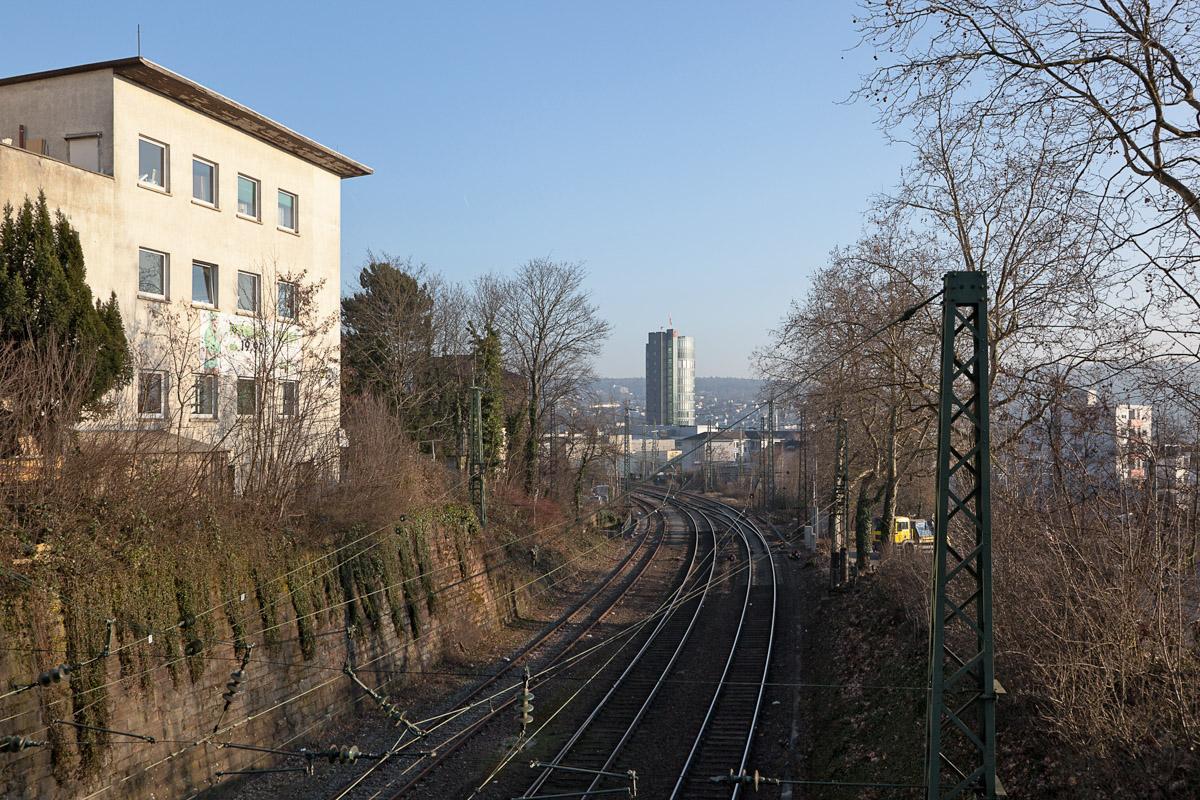 """Stadtmuseum Pforzheim: """"Die freie Sicht auf Pforzheim"""" – Fotografien von Bernhard Friese"""