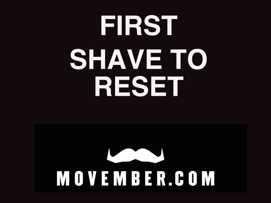 barbers supports MOVEMBER.